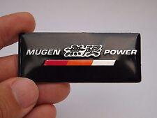 MUGEN POWER HONDA CAR RACING SPORT EMBLEM STICKER DECAL LOGO