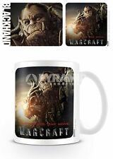 WORLD OF WARCRAFT BLACKHAND CERAMIC MUG OFFICIAL 11OZ BOXED NEW CERAMIC