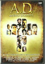 ANNO DOMINI A.D. (1985)  **Dvd R2**Anthony Andrews Colleen Dewhurst Ava Gardner