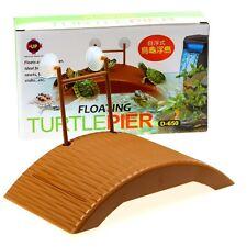 Turtle Pier Floating - Aquarium Reptile Small Turtle Frog Dock Basking Platform
