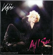 KYLIE MINOGUE - ALL I SEE - US Album & Instrumental Promo Cd Single - X