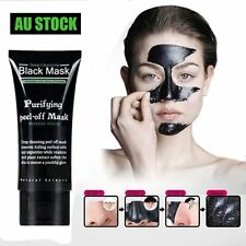AU Blackhead Remover Nose Face Mask Strip Black HEAD Pore Acne Cleansing Mud