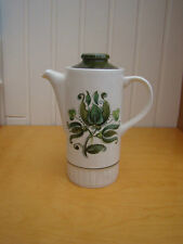 Unboxed Royal Worcester Pottery Coffee Pots