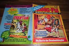 KUNG FU   #  112  von 1.1.1979 -- HERRIN der DRACHENKÄMPFER / mit Poster