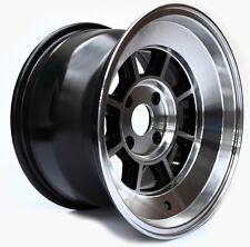 15X9 +0 Rota Shakotan Royal Black 4X114.3 Wheels Fit Datsun 240Z 260Z 280Z 4X4.5