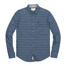 ORIGINAL PENGUIN Slim Fit Dobby Horizontal Stripe Shirt OPWF5105OP (XXL) NWT $89