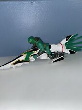 POWER RANGERS MYSTIC FORCE GREEN RANGER WITH MYSTIC RIDER, FROM BANDAI