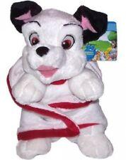 Peluche 101 dalmatiens Disney avec sa couverture chien 25cm * NEUF *