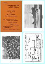 Wirraway Aircraft CAC - Pilots Notes on CD