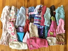 Baby Girls Clothing Lot 28 Pieces Size 12 Months Fall/Winter Complete Wardrobe