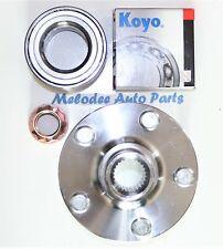 Front Wheel Hub W/KOYO Japanese Bearing Set For TOYOTA COROLLA / CELICA / MATRIX