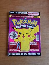 Nintendo Official Magazine Pokemon Master Guide #2 for Red,Blue & Yellow