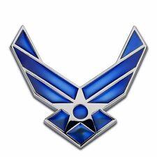 3D USAF Logo Air Force Wings Airman Metal Cars Auto Emblem sticker decal badge