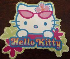 """Hello Kitty Sticker 4.5""""x4"""""""