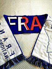 superbe echarpe de rugby FRANCE nations of rugby