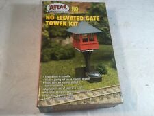 ATLAS Elevated Gate Tower Kit - HO Scale - #701 - Unassembled - No Reserve!