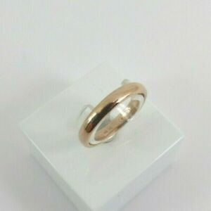 9ct Clogau Ring Rose Gold Cariad Welsh Wedding Ring Hallmarked size K boxed