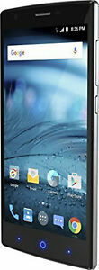 ZTE Boost Max, Sprint Only   8 GB, Silver, 5.7 in   N9520   Excellent