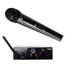 AKG WMS 40 MINI VOCAL SET (SM1) radiomicrofono wireless per canto voce parlato