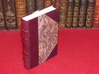 JEAN PREVOST / LES CARACTERES  La Nef 1948 EO TB RELIE Textes brefs