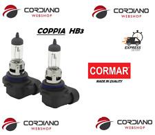 Coppia 9005 HB3 Lampadine Lampade Alogene Bianco DC12V 55W Ricambio Auto Veicoli