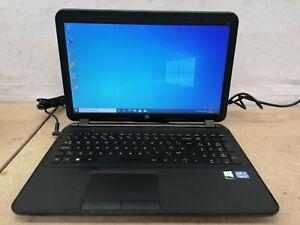 3rd Gen Core i3 HP 250 G2. 2.4ghz / 8GB / 120GB SSD / Windows 10
