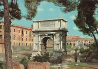 """Lovely Rare Vintage Postcard - """"Arc of Titus"""" View, ROMA - Italy Unposted."""