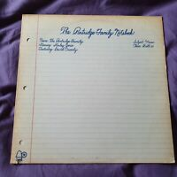 Notebook by The Partridge Family (Vinyl LP, 1972 USA)