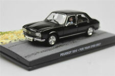 007 Uh 1:43 Peugeot 504 For Your Eyes Oinly Alloy car Movie version
