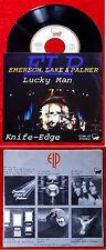 Single Emerson Lake & Palmer: Lucky man (Manticore 13 961 at) D