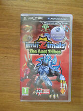 Invizimals : the lost tribes / Jeu Pour PSP / Complet