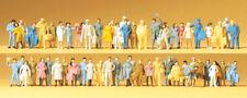 Preiser 79251 Voyageurs, Spectateurs, 60 Figurines, N