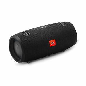 JBL Xtreme 2 Portable Bluetooth Waterproof Speaker Black Waterproof IPX7