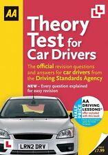 Theory Test for Car Drivers (Aa Driving Test),AA Publishing