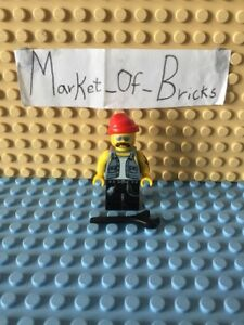 Lego Series 10 Motor Mechanic (Like New!)