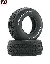 Duratrax Bandito SC-M Oval Tire C3 (2) DTXC3801 Fast ship + track#