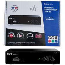 Décodeur TNT HD CGV Récepteur Enregistreur Haute Définition Télévision TV Tuner