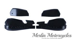 Barkbusters VPS MotoCross Handguards Only - Black R&G VPS-003