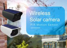 1080P 2MP Solar Wireless IP Bullet Camera Outdoor Waterproof WiFi Surveillance