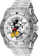 Invicta 27287 Disney Limited Edition Men's Chronograph 48mm Steel-Tone Watch