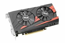 Asus GeForce GTX 1050 Expedition Graphics Card, 2GB GDDR5, DVI-D, HDMI 2.0, DP