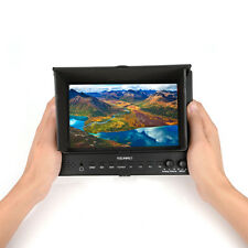 Feelworld Pro 7'' HD LCD HDMI SDI High Resolution Field Screen Monitor for BMCC