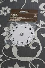 Ziffernblatt Zahlen von Hobby Time 70 mm