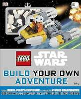 LEGO STAR WARS: BUILD YOUR OWN ADVENTURE 9780241232576