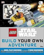 LEGO Star Wars Build Your Own Adventure by Daniel Lipkowitz, DK (Mixed media pro
