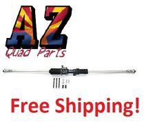 Wicked Bilt Rackzilla Heavy Duty Steering Rack Pinion Polaris RZR XP1000 XP 2014