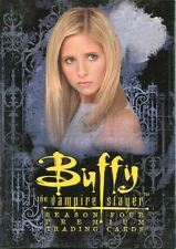 Inkworks Buffy TVS Season 4 Complete 90 Card Base Set