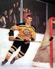 BOBBY ORR #27 ROOKIE NHL HOCKEY BOSTON BRUINS 8X10 GLOSSY PHOTO - MUST HAVE!