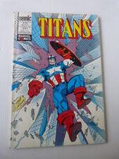 TITANS n° 165 de octobre 1992
