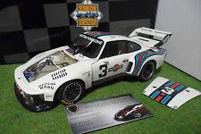PORSCHE 935 TURBO Martini de 1976 les 6H DIJON au 1/18 EXOTO 18103 voiture